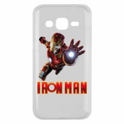 Чохол для Samsung J2 2015 Iron Man 2