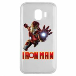 Чохол для Samsung J2 2018 Iron Man 2