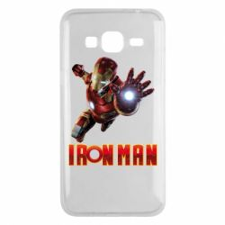 Чохол для Samsung J3 2016 Iron Man 2