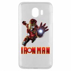 Чохол для Samsung J4 Iron Man 2