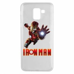 Чохол для Samsung J6 Iron Man 2