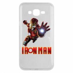 Чохол для Samsung J7 2015 Iron Man 2