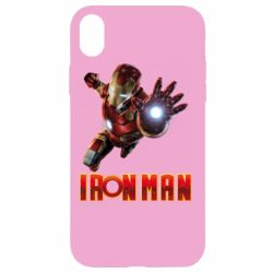 Чохол для iPhone XR Iron Man 2