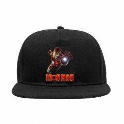 Снепбек Iron Man 2