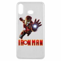 Чохол для Samsung A6s Iron Man 2