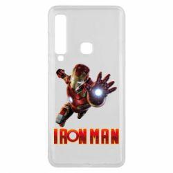 Чохол для Samsung A9 2018 Iron Man 2