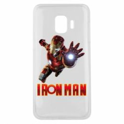 Чохол для Samsung J2 Core Iron Man 2