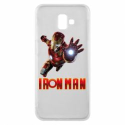 Чохол для Samsung J6 Plus 2018 Iron Man 2