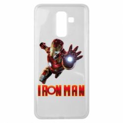 Чохол для Samsung J8 2018 Iron Man 2
