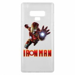 Чохол для Samsung Note 9 Iron Man 2