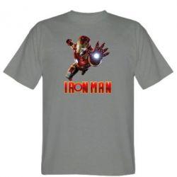 Чоловіча футболка Iron Man 2