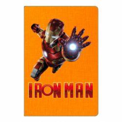 Блокнот А5 Iron Man 2