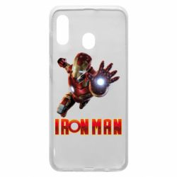 Чохол для Samsung A20 Iron Man 2