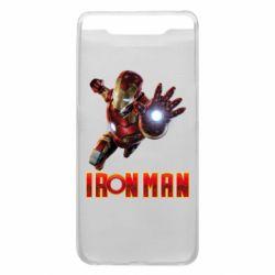 Чохол для Samsung A80 Iron Man 2
