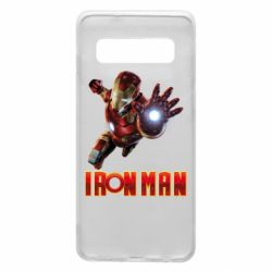 Чохол для Samsung S10 Iron Man 2