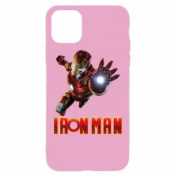 Чохол для iPhone 11 Iron Man 2