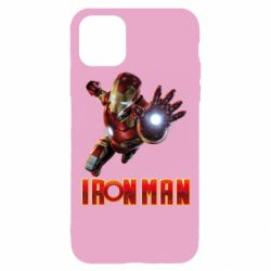 Чохол для iPhone 11 Pro Iron Man 2