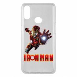 Чохол для Samsung A10s Iron Man 2
