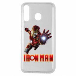 Чохол для Samsung M30 Iron Man 2
