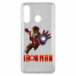 Чохол для Samsung M40 Iron Man 2