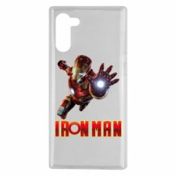 Чохол для Samsung Note 10 Iron Man 2