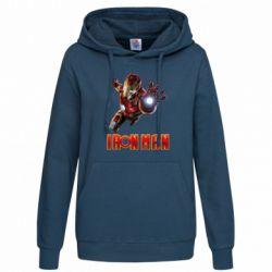 Толстовка жіноча Iron Man 2