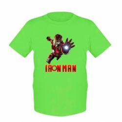 Дитяча футболка Iron Man 2
