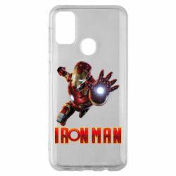 Чохол для Samsung M30s Iron Man 2