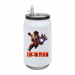 Термобанка 350ml Iron Man 2