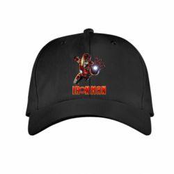 Дитяча кепка Iron Man 2