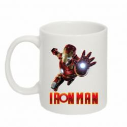 Кружка 320ml Iron Man 2