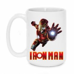Кружка 420ml Iron Man 2