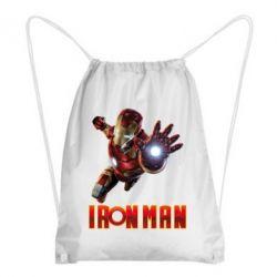 Рюкзак-мішок Iron Man 2