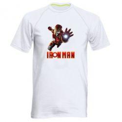 Чоловіча спортивна футболка Iron Man 2