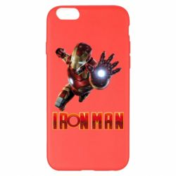 Чохол для iPhone 6 Plus/6S Plus Iron Man 2