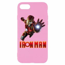 Чохол для iPhone 7 Iron Man 2