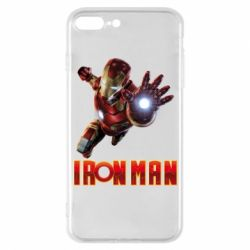 Чохол для iPhone 7 Plus Iron Man 2