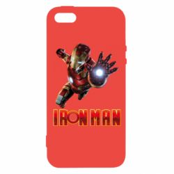 Чохол для iphone 5/5S/SE Iron Man 2