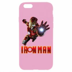 Чохол для iPhone 6/6S Iron Man 2