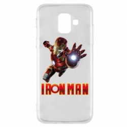 Чохол для Samsung A6 2018 Iron Man 2