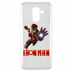Чохол для Samsung A6+ 2018 Iron Man 2