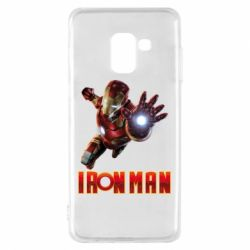 Чохол для Samsung A8 2018 Iron Man 2