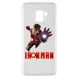 Чохол для Samsung A8+ 2018 Iron Man 2