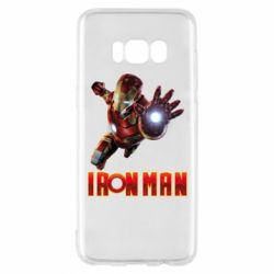 Чохол для Samsung S8 Iron Man 2