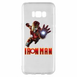 Чохол для Samsung S8+ Iron Man 2