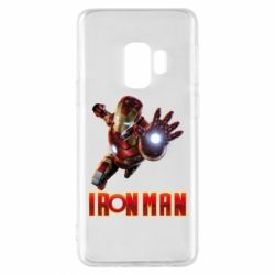 Чохол для Samsung S9 Iron Man 2