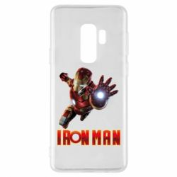Чохол для Samsung S9+ Iron Man 2