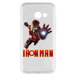 Чохол для Samsung A3 2017 Iron Man 2