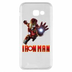 Чохол для Samsung A5 2017 Iron Man 2