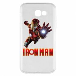 Чохол для Samsung A7 2017 Iron Man 2